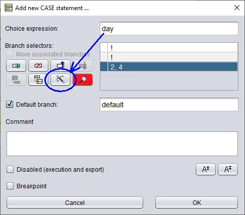 Enumerator assistent demo - before application