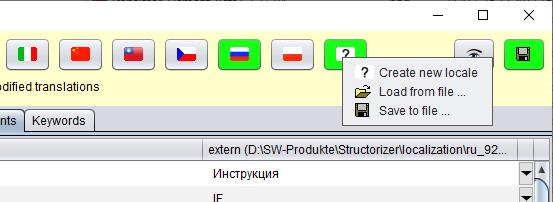 Button context menus in Translator (3.31-03)